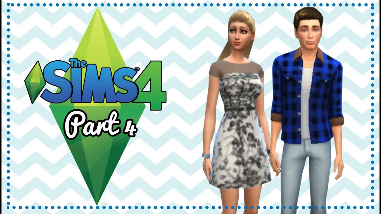 Sims 4 Dinner Party  Let s Play The Sims 4 Part 4 Dinner Party Fail