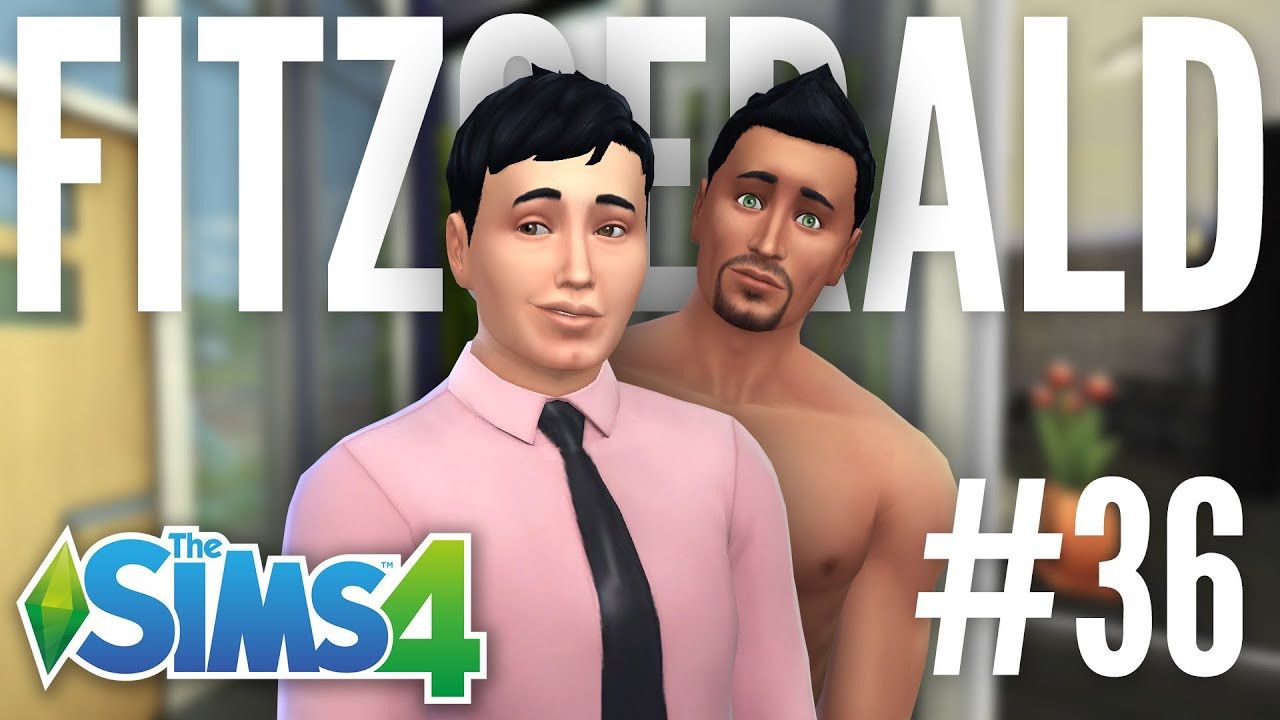 """Sims 4 Dinner Party  LET S PLAY THE SIMS 4 PART 36 """"AWKWARD DINNER PARTY"""