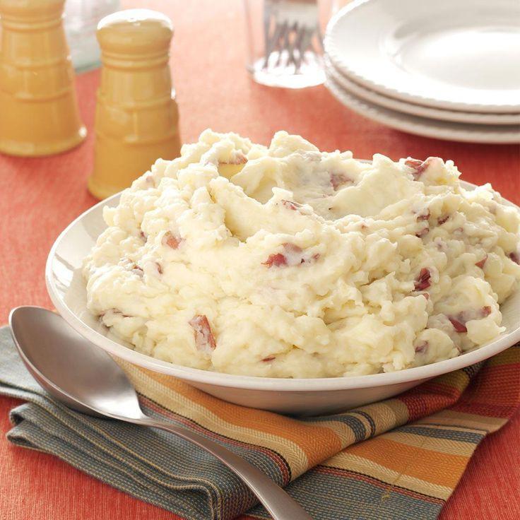 Skin On Mashed Potato  Best 25 Garlic mashed potatoes ideas on Pinterest