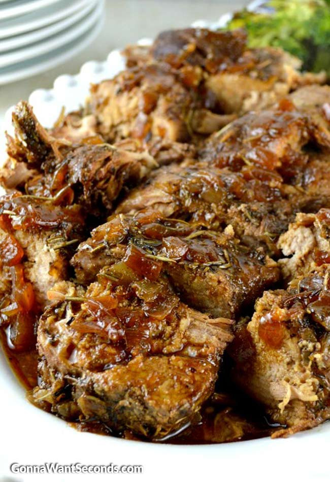 Slow Cook Pork Loin  best pork tenderloin slow cooker recipe