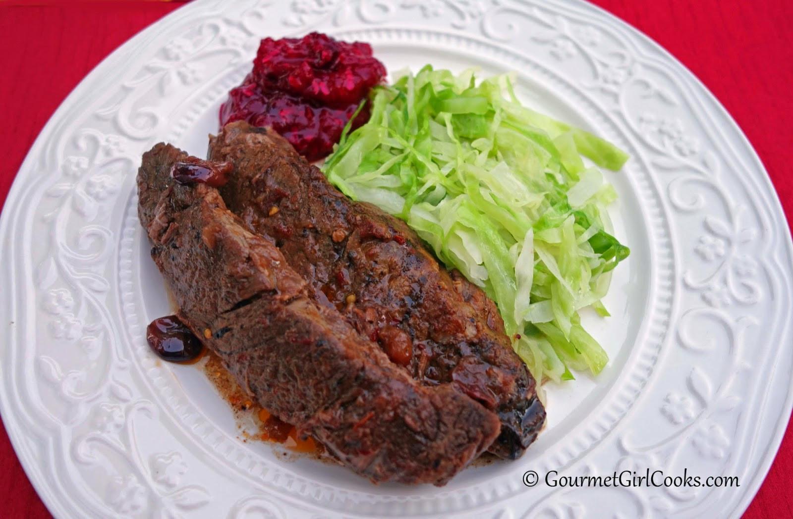 Slow Cooker Boneless Beef Ribs  Gourmet Girl Cooks Slow Cooked Boneless Beef Short Ribs w