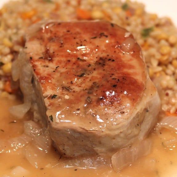 Slow Cooker Boneless Pork Chops  Slow Cooker Tender Boneless Pork Chops Recipe