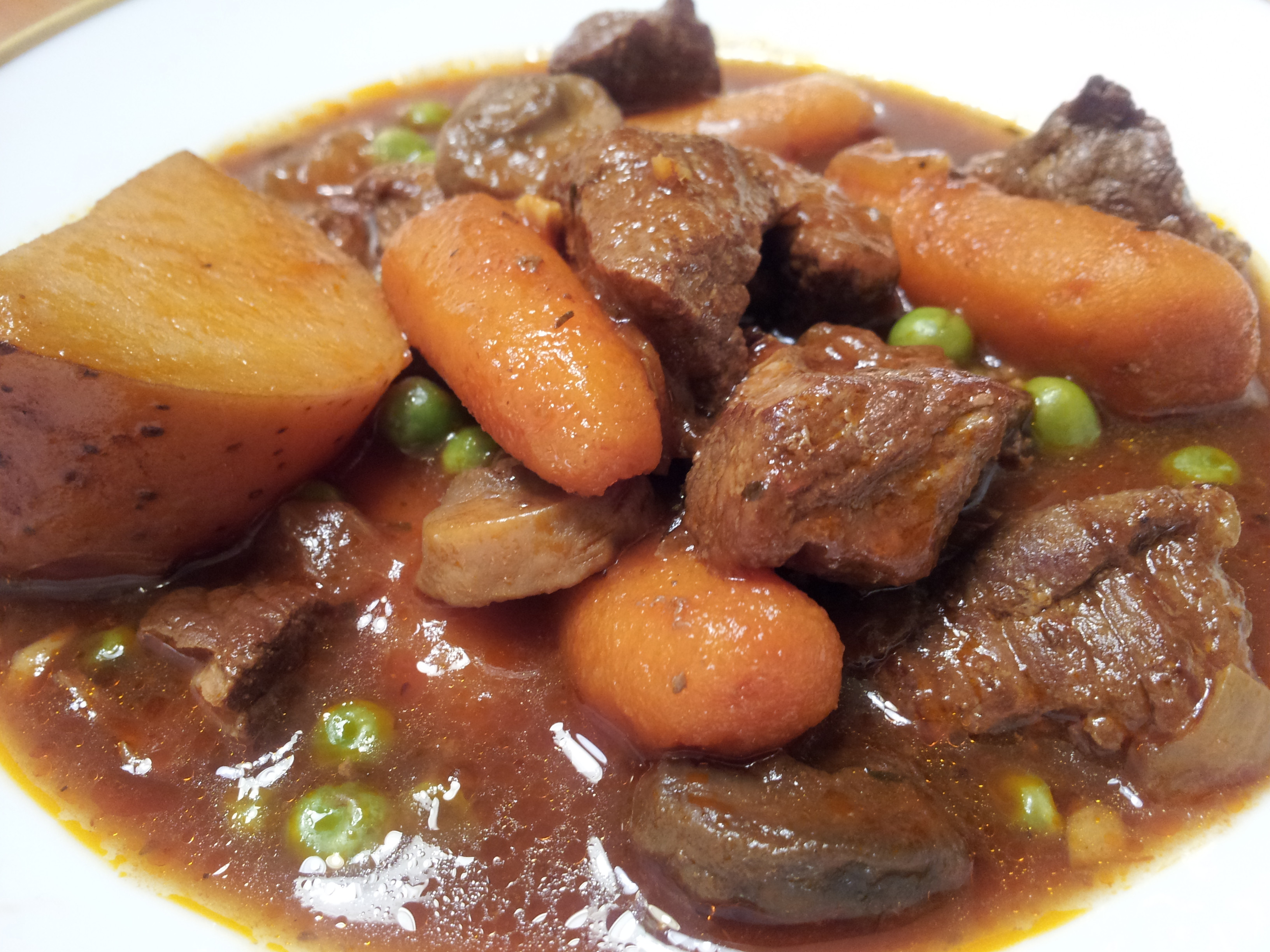 Slow Cooker Lamb Stew  Slow Cooked Beef Stew
