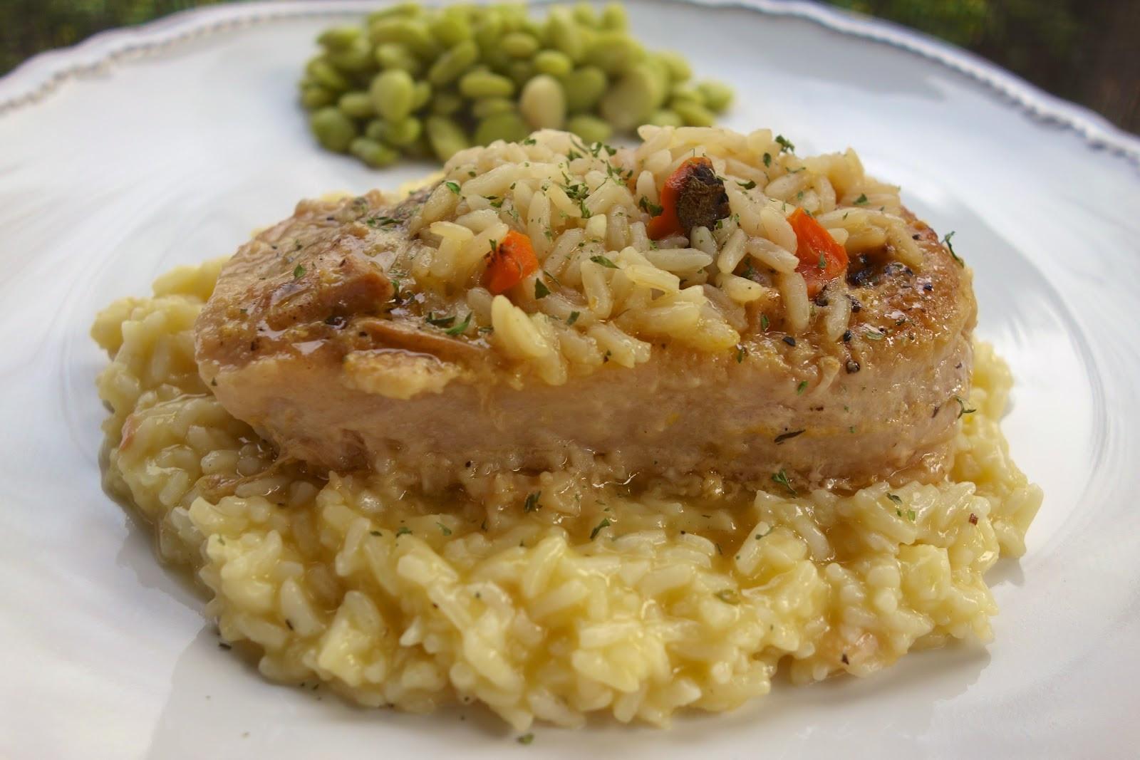 Slow Cooker Pork Chops And Rice  Souper Pork Chops Slow Cooker