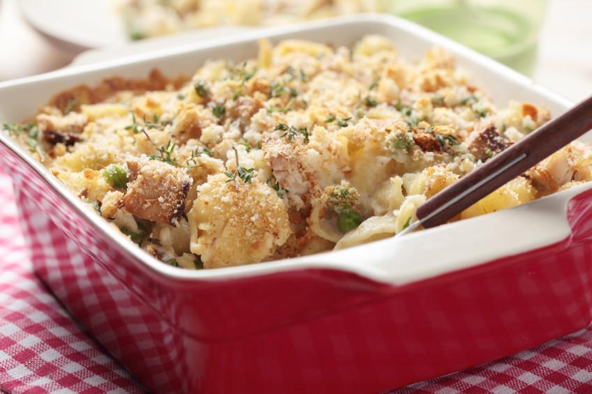 Slow Cooker Tuna Casserole  15 Crockpot Casserole Recipes for Easy Weeknight Dinners