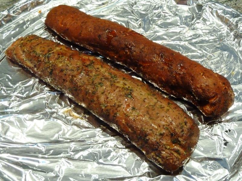 Smoke Pork Loin Temperature  Lucille s Pork Tenderloin Rub Lucille s Bloody Mary Mix