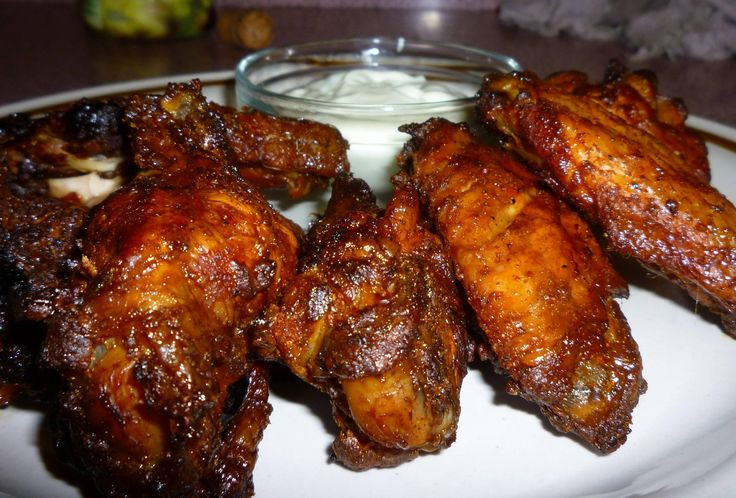 Smoked Chicken Wings Electric Smoker  44 best images about electric smoker recipes on Pinterest