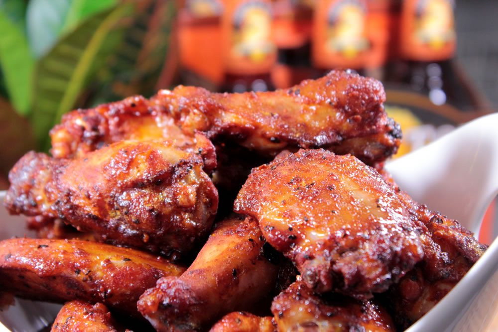 Smoked Chicken Wings Electric Smoker  Smoked Chicken Wings Smoking Meat Newsletter
