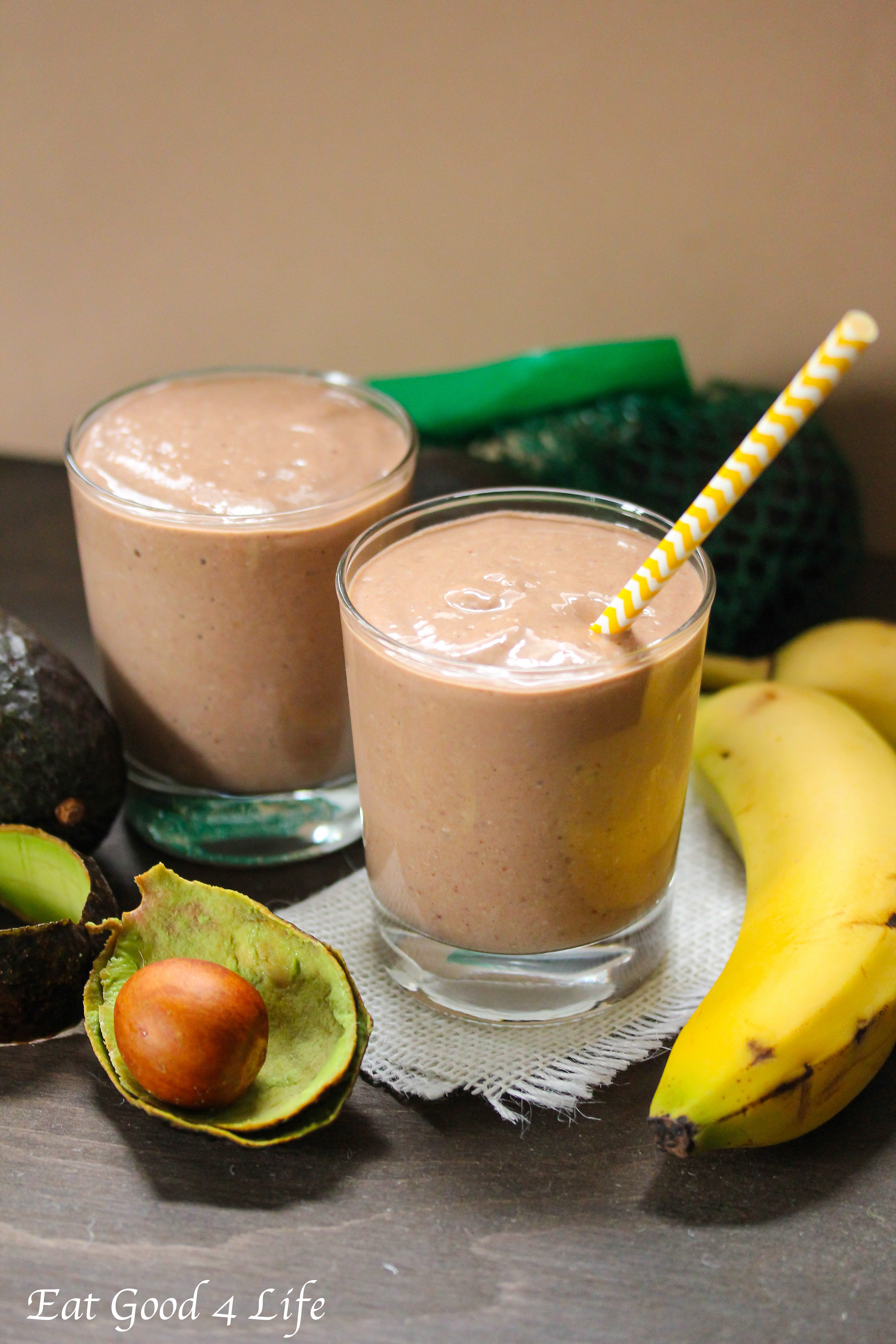 Smoothies With Avocado  avocado and chocolate smoothie