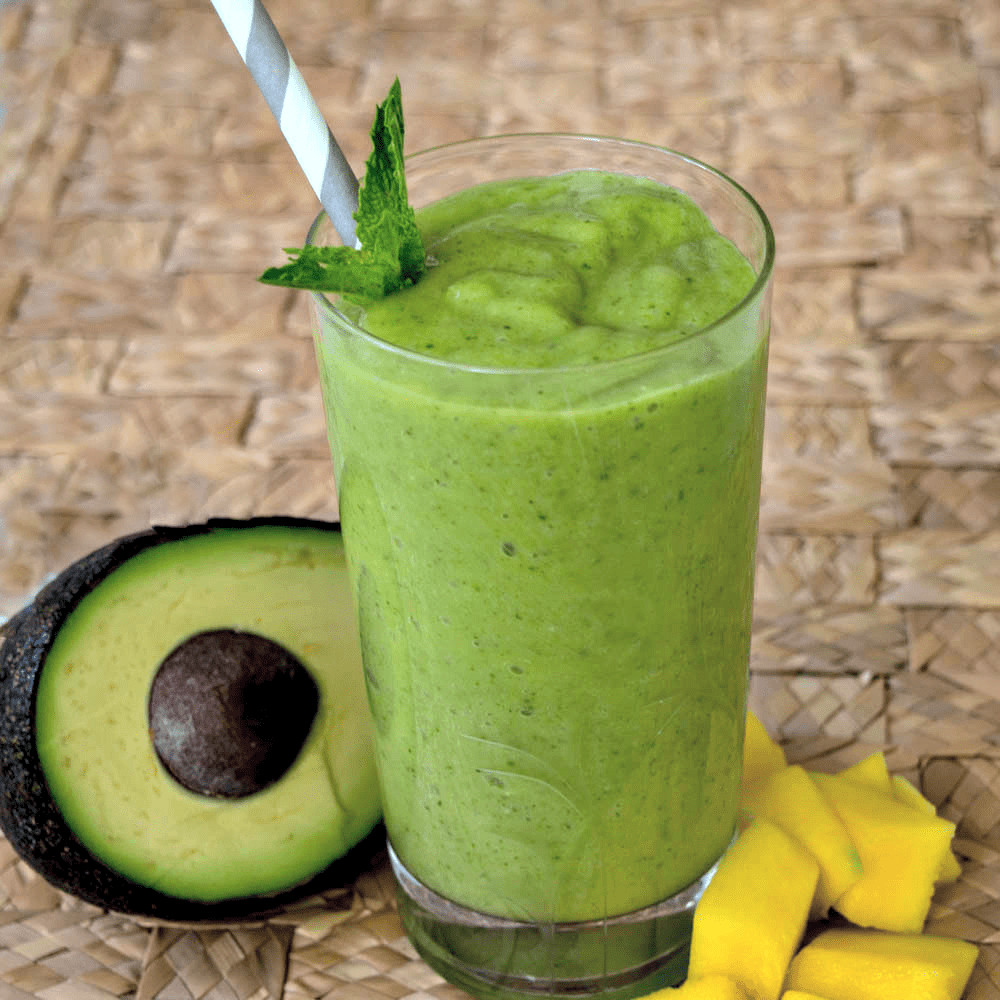 Smoothies With Avocado  Mango Avocado Smoothie