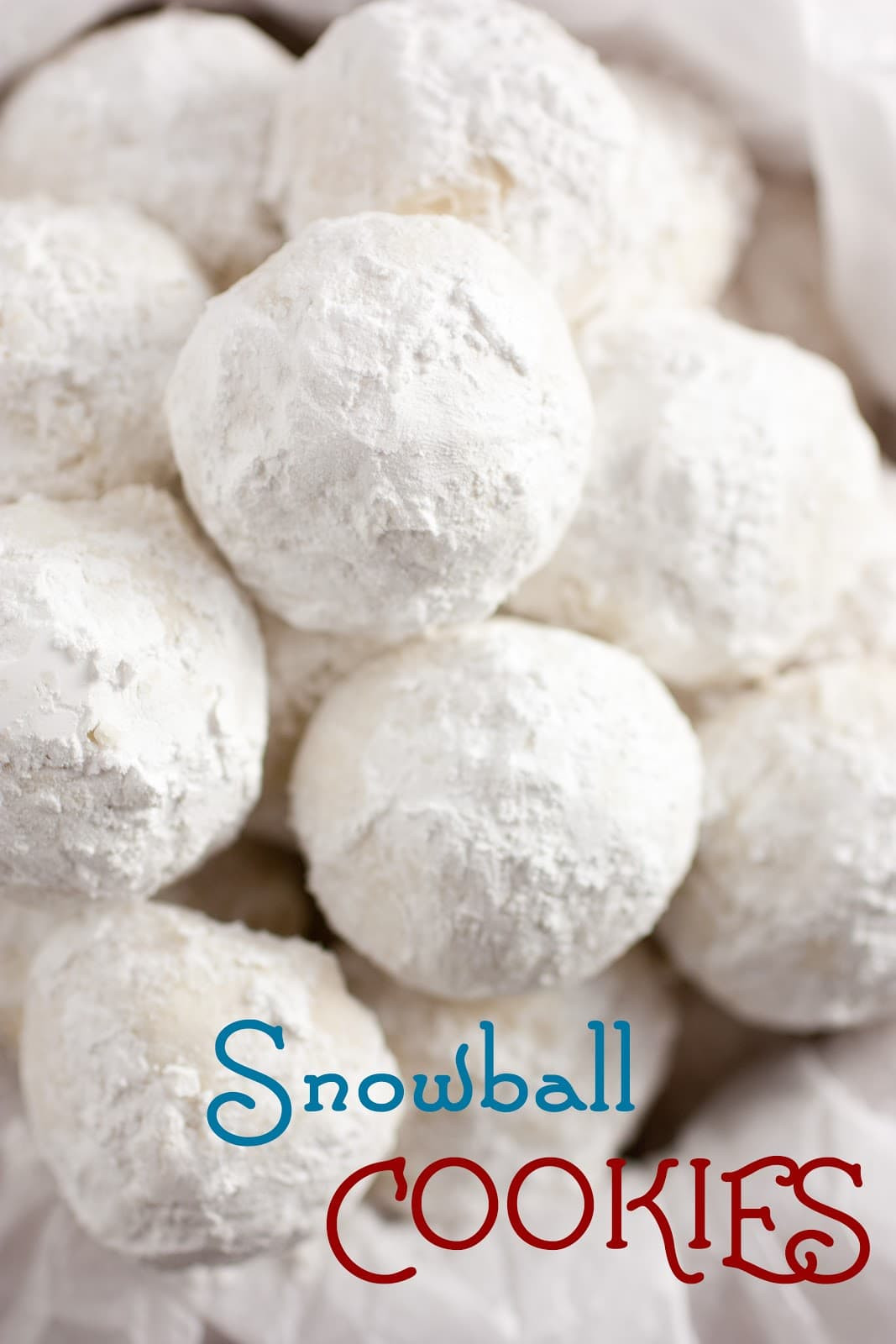 Snowball Cookies Recipe  Snowball Cookies Cooking Classy