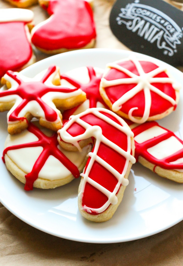 Soft Cut Out Sugar Cookies  No Fail Soft Cut Out Sugar Cookies Layers of Happiness