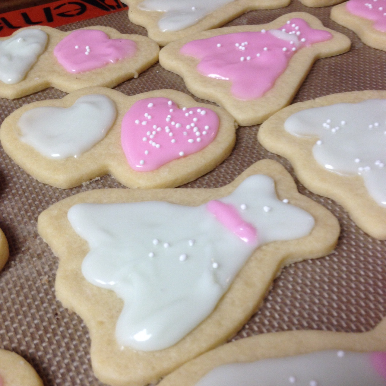 Soft Cut Out Sugar Cookies  Kitchen Dreamin Soft Cut Out Sugar Cookies
