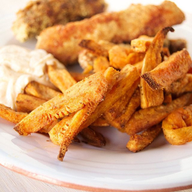 Soggy Potato Games  Sweet Potato Fries Recipe