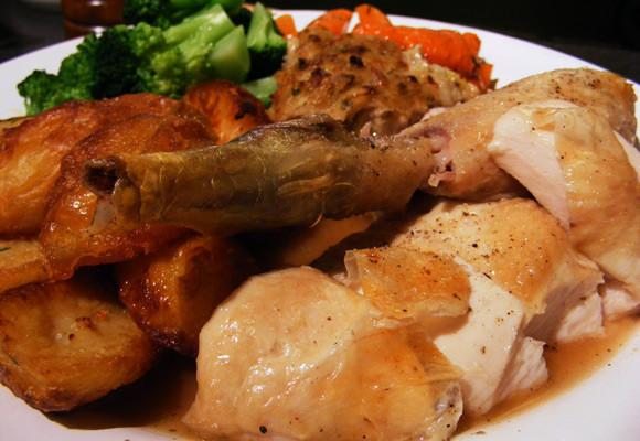 Sonic Sunday Chicken Dinner  sunday chicken dinner