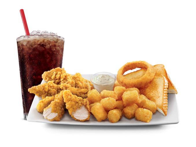 Sonic Sunday Chicken Dinner  $5 Sunday Chicken Dinner At Sonic August 6 2017 Chew