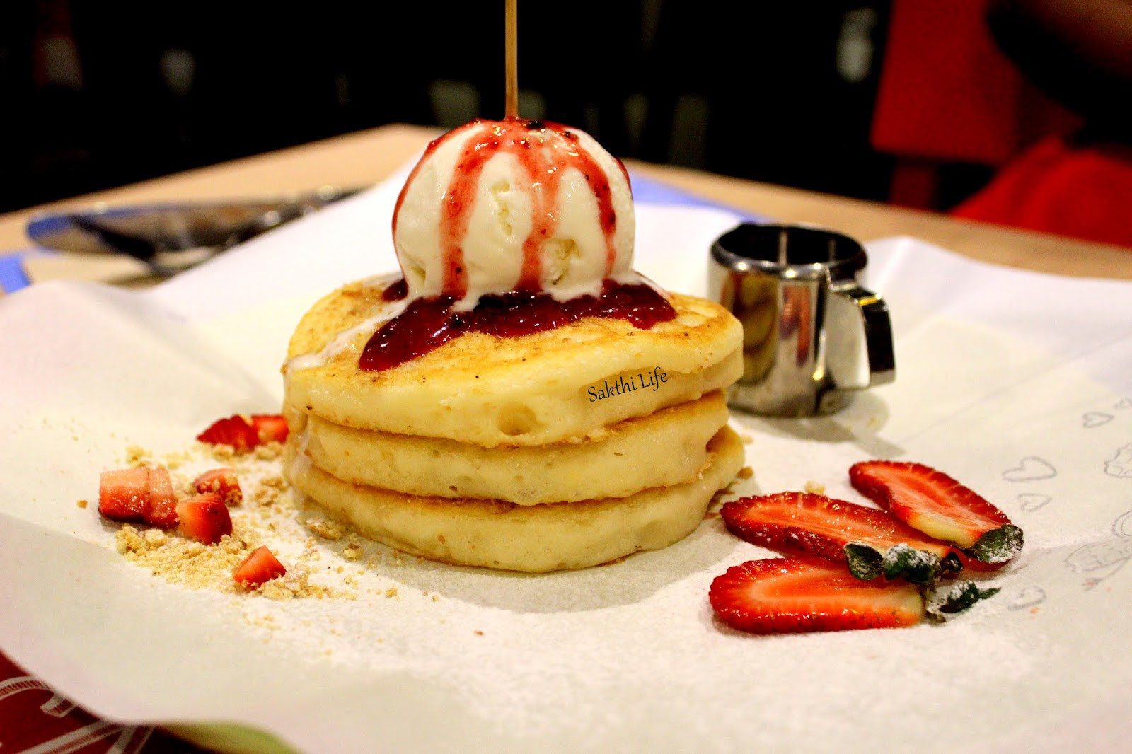 Sophia'S House Of Pancakes  Paddington house of pancakes NU Sentral Mall