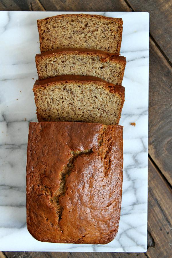 Sour Cream Banana Bread  Sour Cream Banana Bread