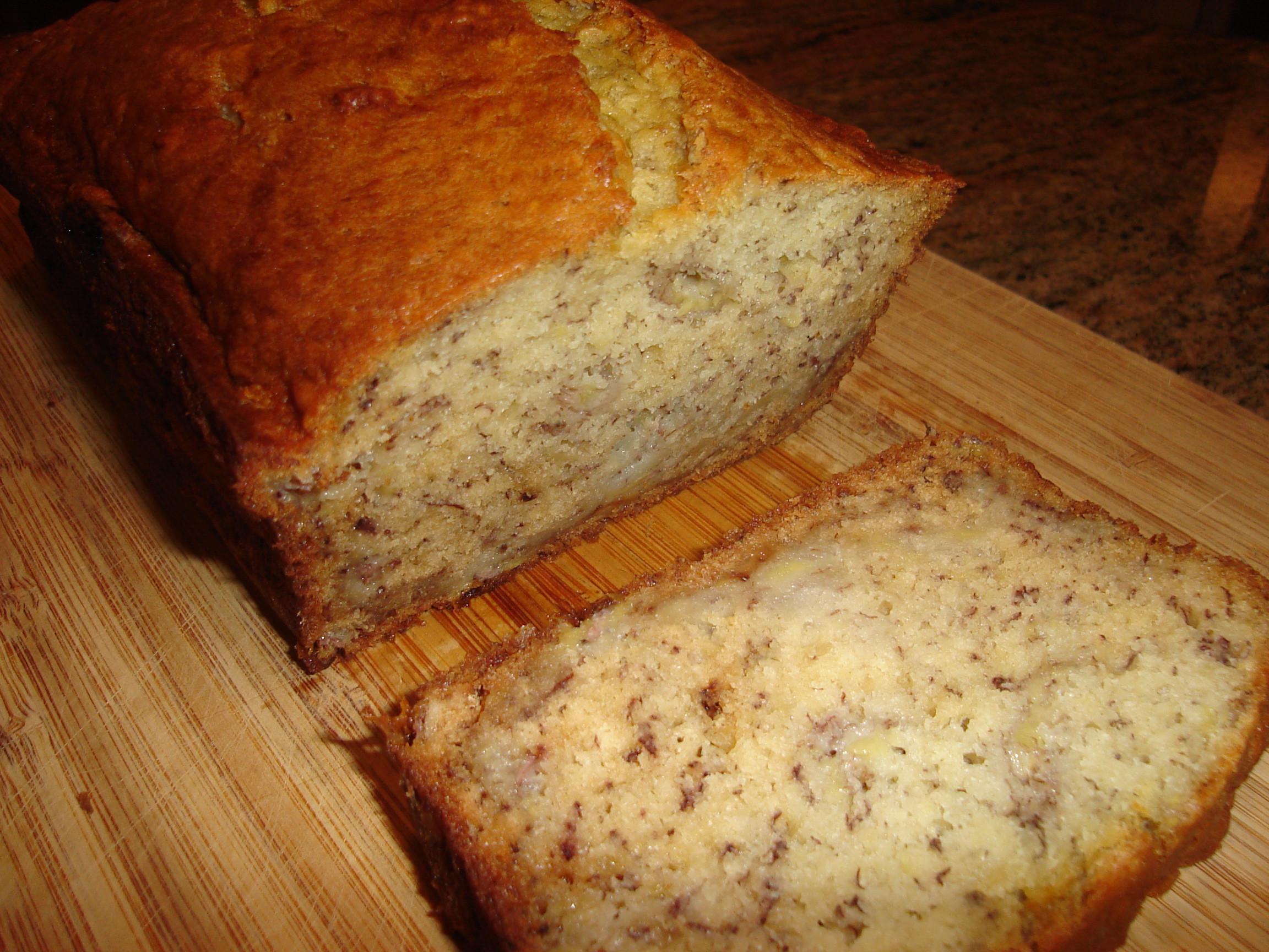 Sour Cream Banana Bread  Cooking With Elise – Sour Cream Banana Bread
