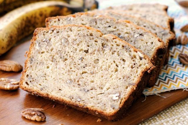 Sour Cream Banana Bread  Sour Cream Cinnamon Banana Bread