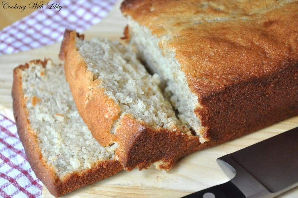 Sour Cream Banana Bread  Buttermilk & Sour Cream Banana Bread