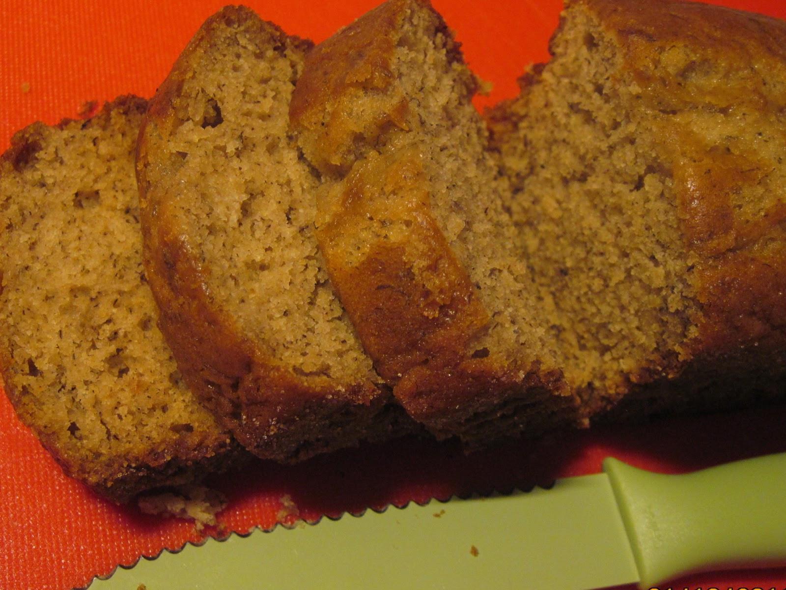 Sour Cream Banana Bread  The Better Baker Sour Cream Banana Bread & a Healthy