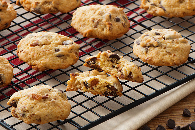 Sour Cream Chocolate Chip Cookies  Sour Cream Chocolate Chip Cookie Recipe Kraft Recipes