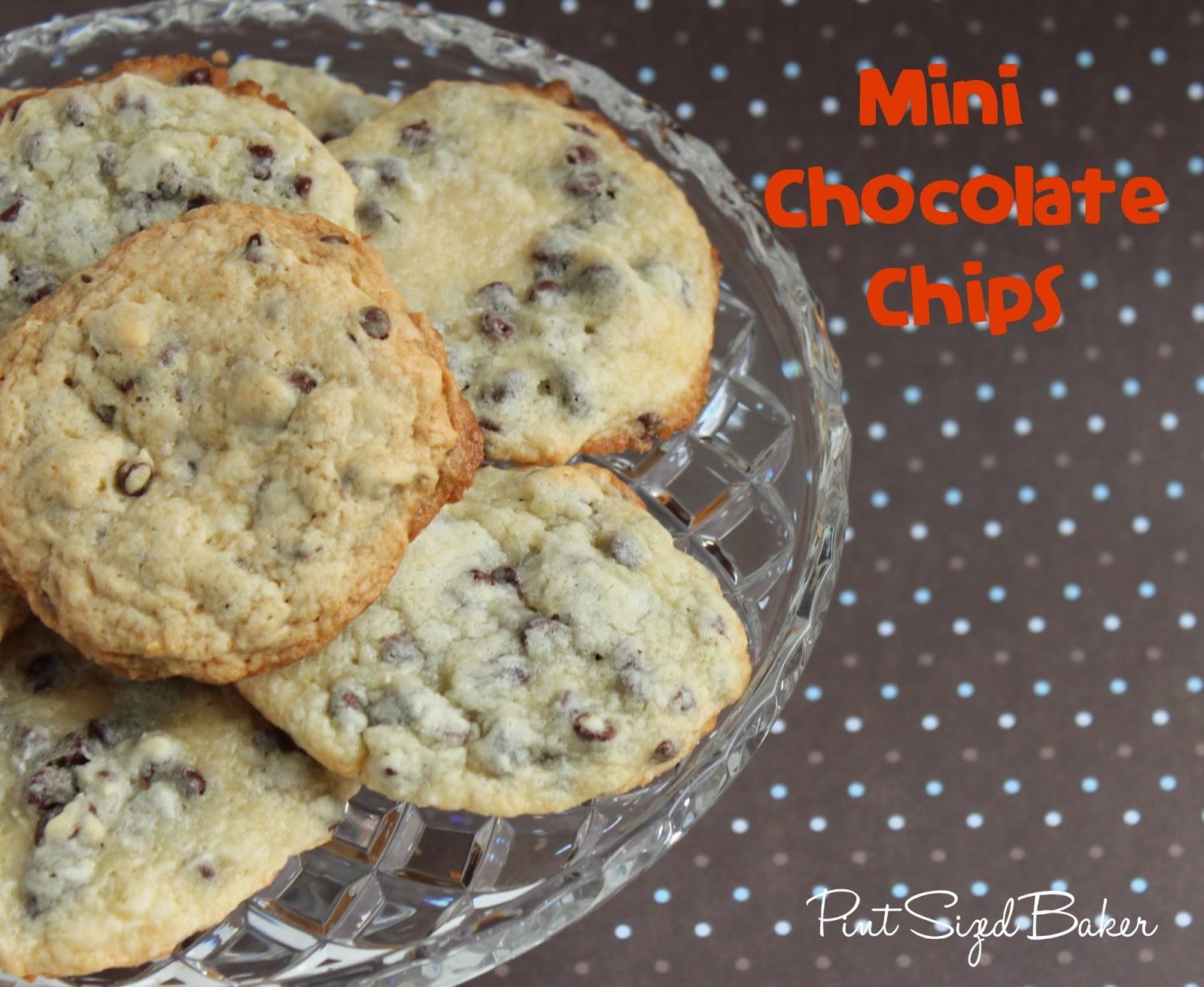 Sour Cream Chocolate Chip Cookies  Sour Cream Chocolate Chip Cookies Pint Sized Baker