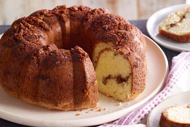 Sour Cream Coffee Cake  Moist Sour Cream Coffee Cake Kraft Recipes