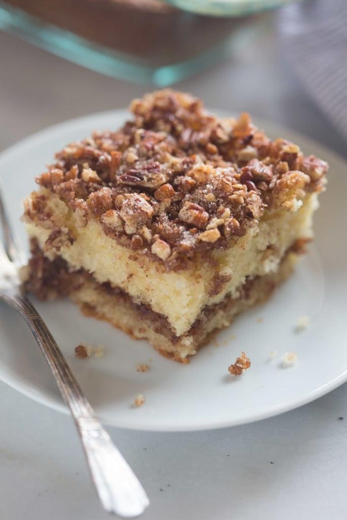 Sour Cream Coffee Cake  Sour Cream Coffee Cake Tastes Better From Scratch