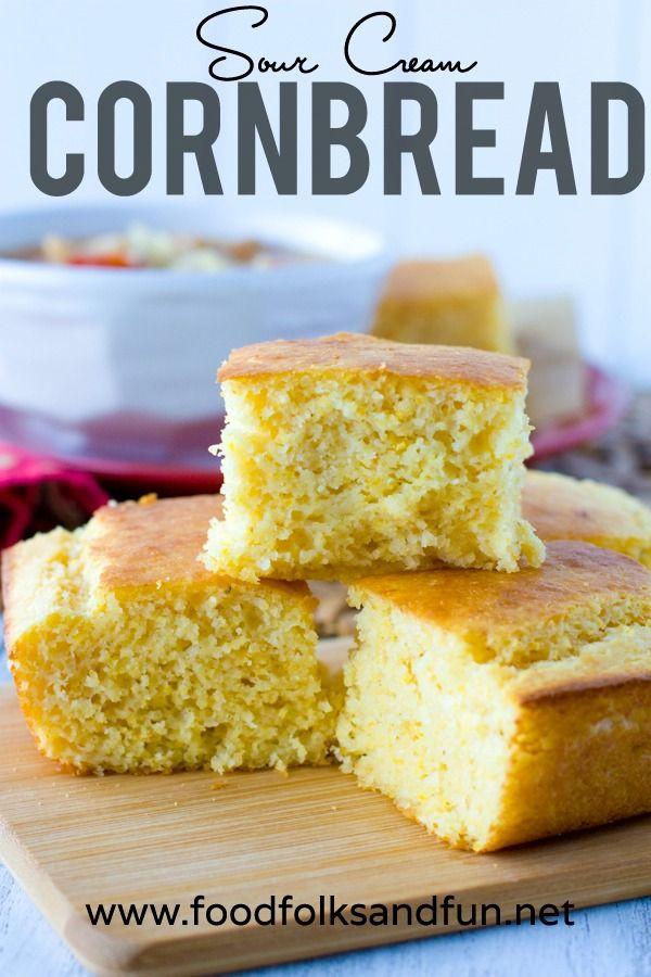 Sour Cream Cornbread  25 best ideas about Sour Cream Cornbread on Pinterest