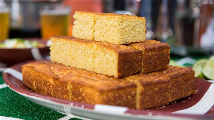 Sour Cream Cornbread  Buttermilk and Sour Cream Cornbread TODAY