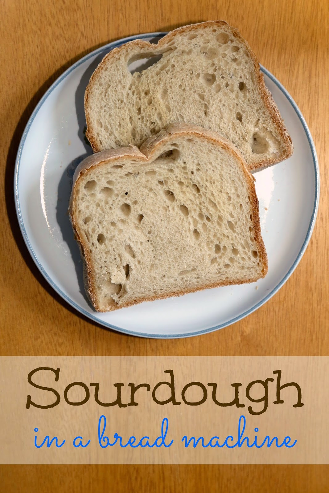 Sourdough Bread Machine Recipe  Rachel Cotterill Making Sourdough in a Bread Machine