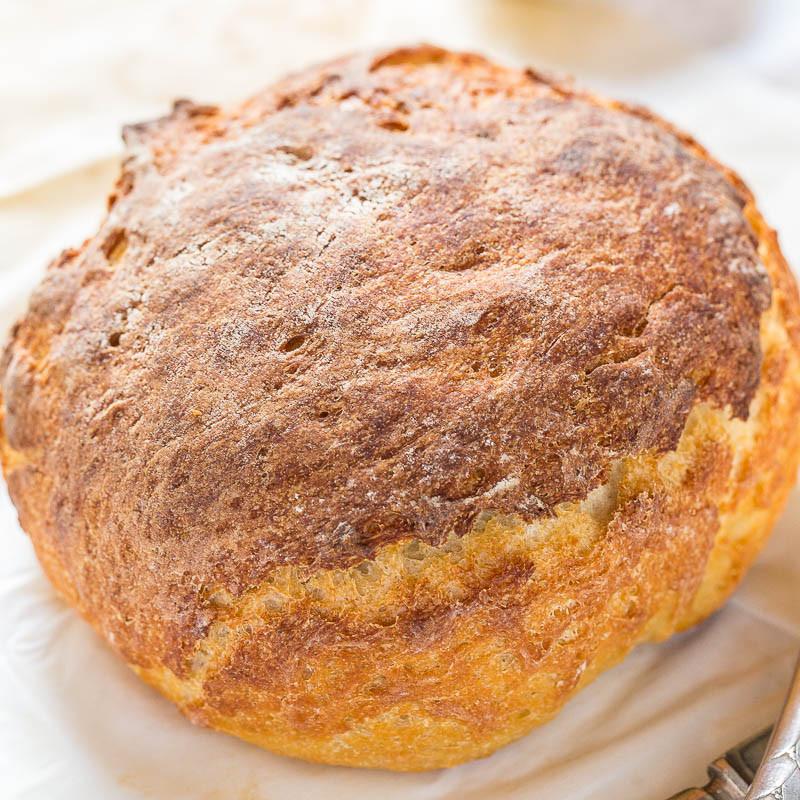 Sourdough Bread Recipe With Starter  Easy Sourdough Bread Averie Cooks