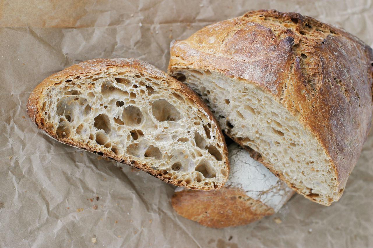 Sourdough Bread Recipe With Starter  Potato Flake Sourdough Starter and Bread Recipe