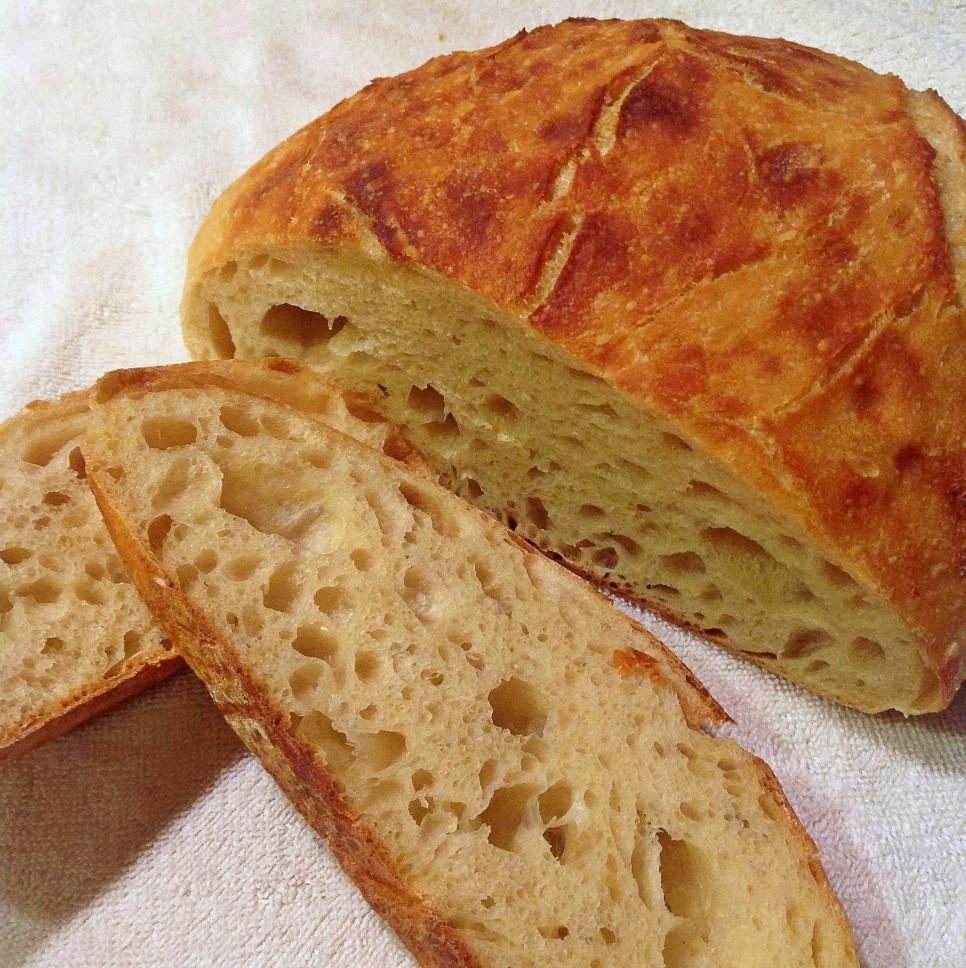 Sourdough Bread Recipe With Starter  Kaylen s Bread