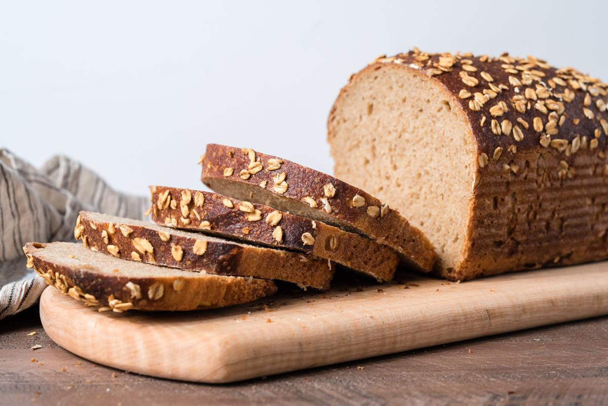 Sourdough Sandwich Bread  Multigrain Sourdough Sandwich Bread Flourish King