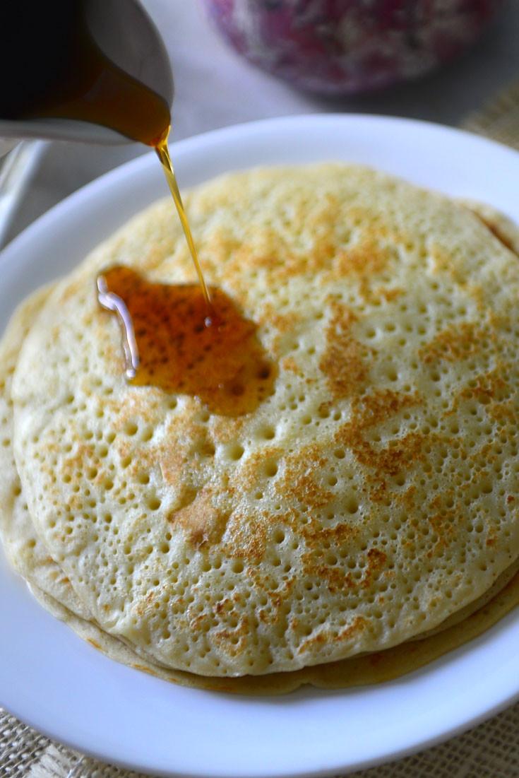 Sourdough Starter Pancakes  Easy Delicious Sourdough Pancakes