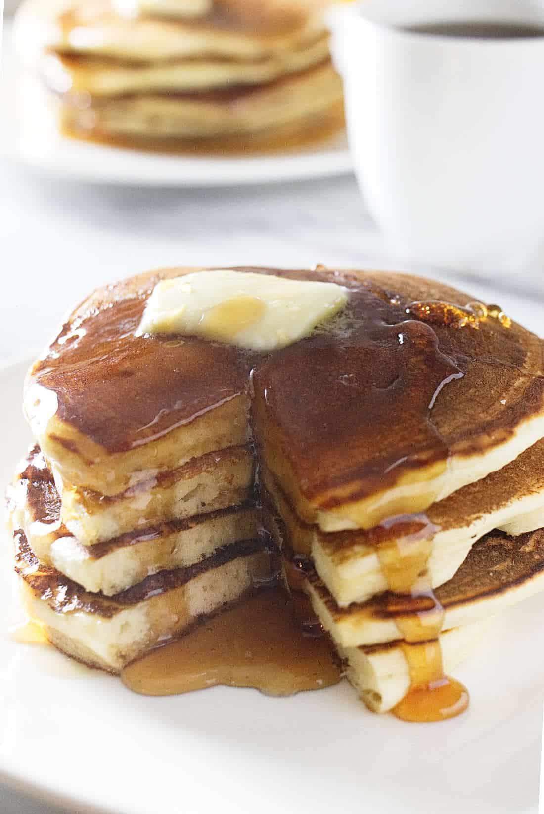 Sourdough Starter Pancakes  Sourdough Ricotta Pancakes Savor the Best