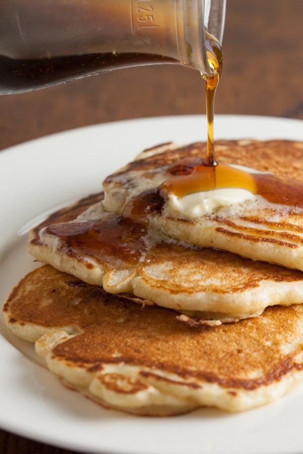 Sourdough Starter Pancakes  Perfect Sourdough Pancakes Recipe