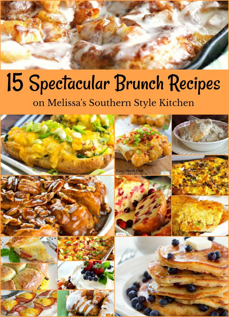 Southern Breakfast Recipes  15 Spectacular Recipes For Your Next Brunch