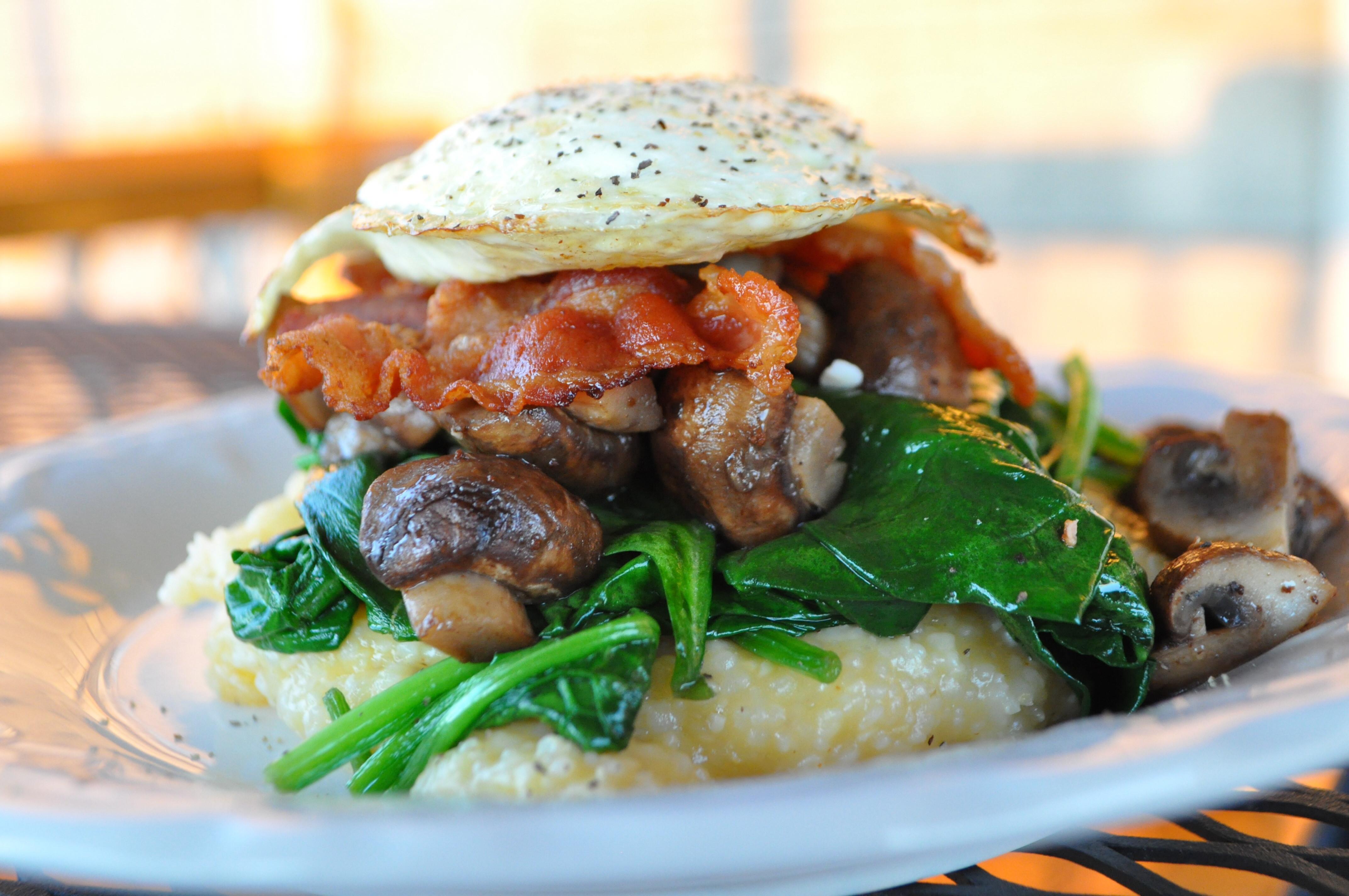 Southern Breakfast Recipes  Southern Breakfast Napoleons Recipe – lexscuisine