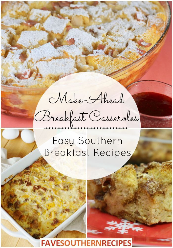 Southern Breakfast Recipes  92 best Southern Food images on Pinterest