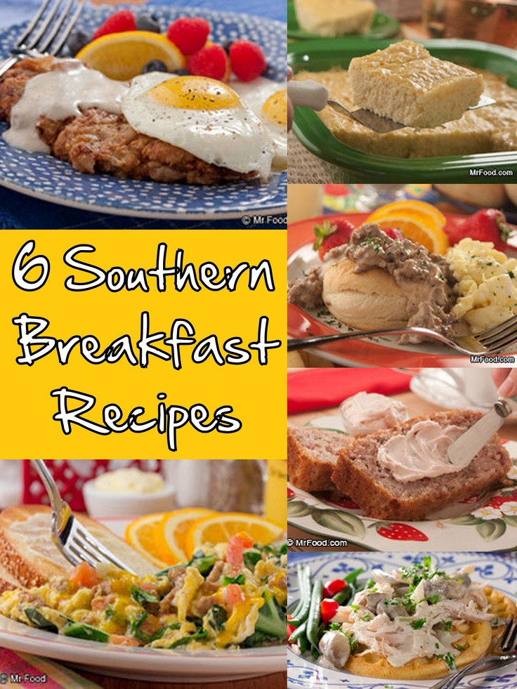 Southern Breakfast Recipes  114 best images about Southern Recipes Deep South Dish