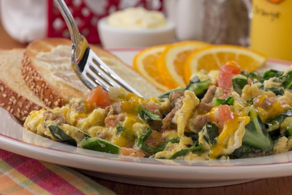 Southern Breakfast Recipes  Southern Breakfast Scramble