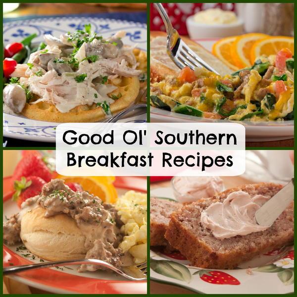 Southern Breakfast Recipes  6 Good Ol Southern Breakfast Recipes