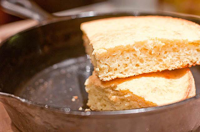 Southern Buttermilk Cornbread  Southern New Year s Menu Add a Pinch