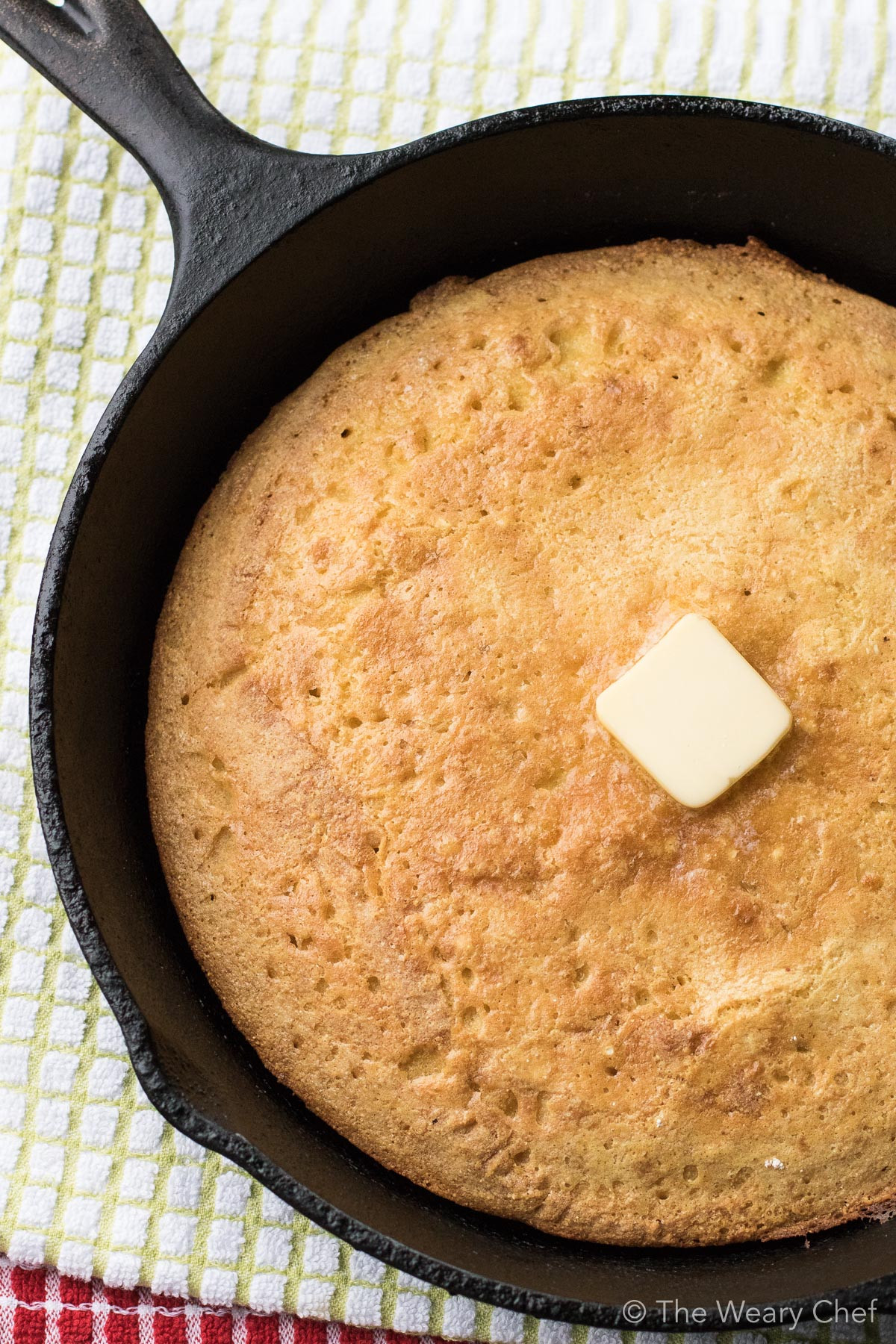 Southern Cornbread Recipe  southern cornbread recipe