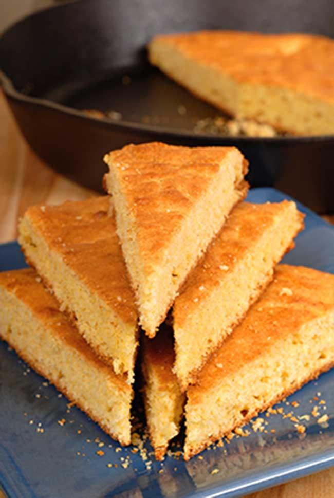 Southern Cornbread Recipe  southern cornbread