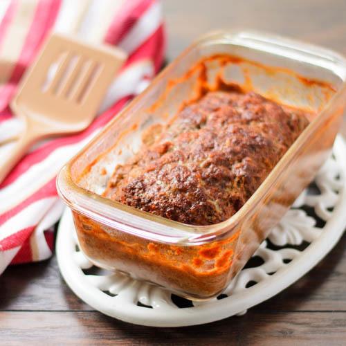 Southern Meatloaf Recipe  Grandpa s Favorite Mealtloaf Recipe